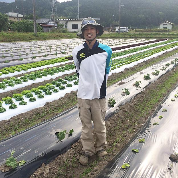 鳥取のおいしい有機野菜 TREE&NORF / PUBLIC KITCHEN オーガニックファームを視察訪問