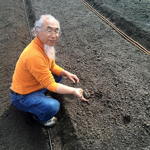 鳥取のおいしい有機野菜 TREE&NORF/伝説のBLOFer 大谷武久氏に会ってきた