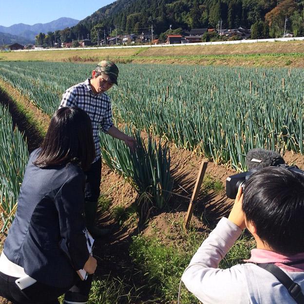 TREE&NORF-日本海テレビ「ニュースevery日本海」に出演