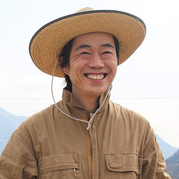 鳥取のおいしい有機野菜 TREE&NORF 代表 徳本修一