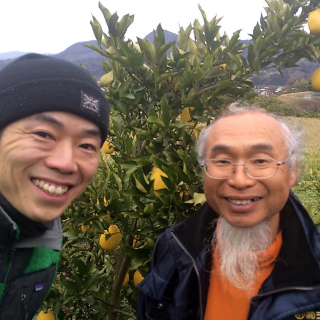 鳥取のおいしい有機野菜 TREE&NORF/伝説のBLOFer 大谷武久氏 堆肥場