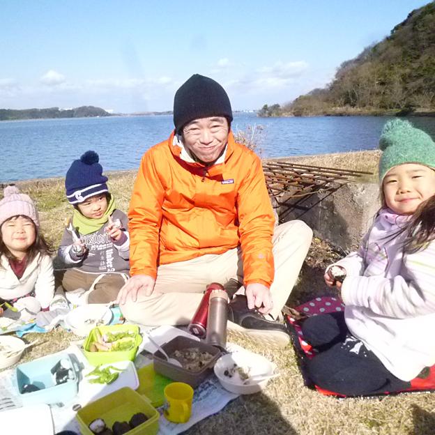 鳥取の野菜TREE&NORF/青島でのピクニック
