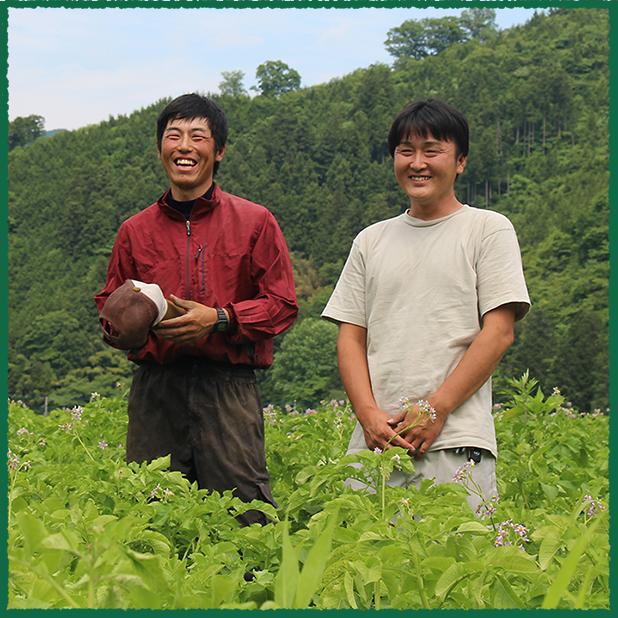 TREE&NORF提携農場-蒜山農場