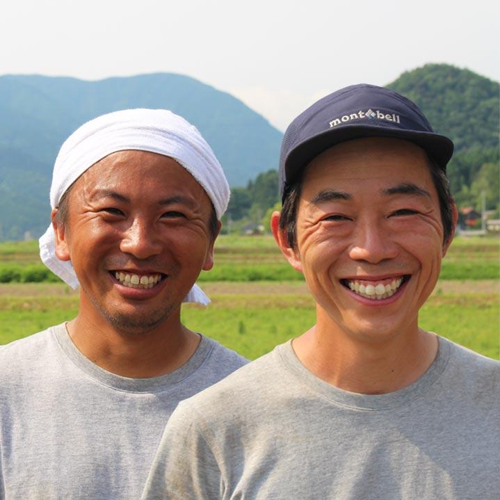 鳥取のおいしい有機野菜 TREE&NORF 私たちのチーム